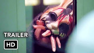 The Purge TV Series (USA Network) Trailer HD - Horror series