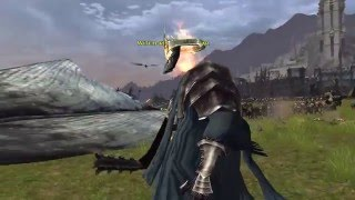 Lord of the Rings Online   LOTRO   Battle of Pelennor Fields