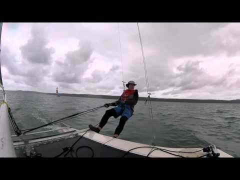 3rd Jan 2016 A Sail on the Bay