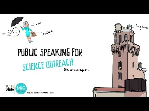 Public Speaking for Science Outreach