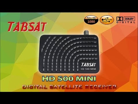 TÉLÉCHARGER FLASH TABSAT HD 500 MINI