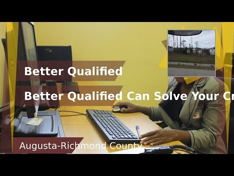 Augusta-Richmond County GA-Fannie Mae-Variety of credit-Better Qualified LLC-Trust in