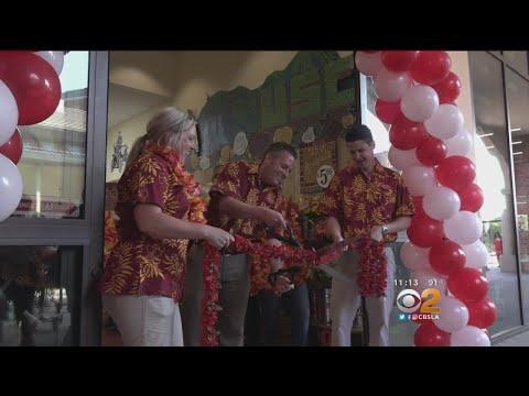 Trader Joe's Opens In South LA