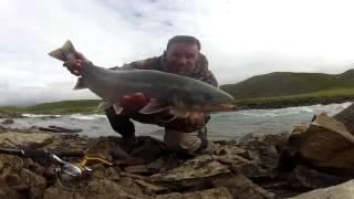 Olivier Charpentier Artic Char du Nunavut