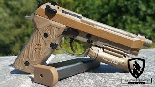 Beretta M9A3 9mm Pistol Review | Is It Worth $900.00?