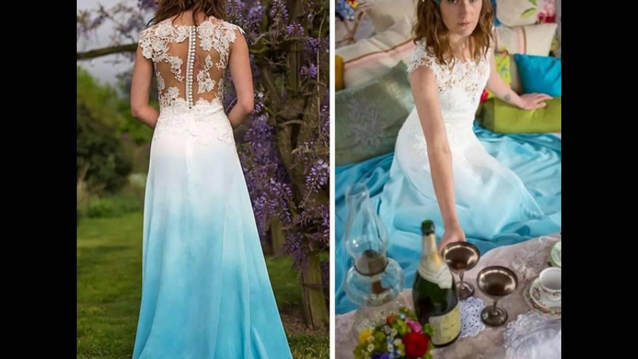 Vestidos originales de novias y dama de honor - YouTube