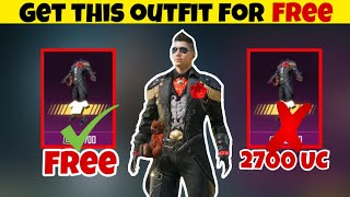 GET GOTHIC GENTLEMAN OUTFIT FREE | SYNERGY PARTY EVENT EXPLAINED | PUBG MOBILE |