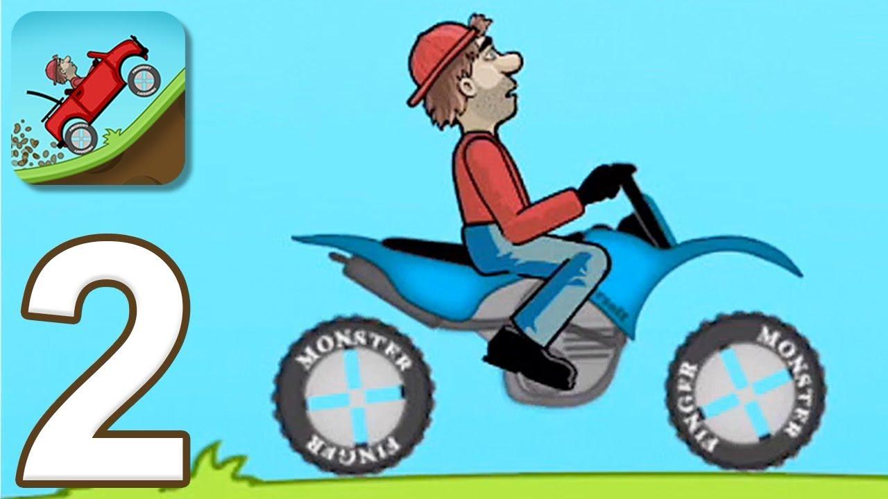 Hill Climb Racing Spiele