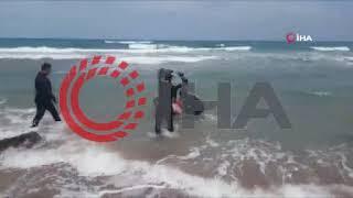 Şile'de denize giren 2 arkadaş boğularak hayatını kaybetti
