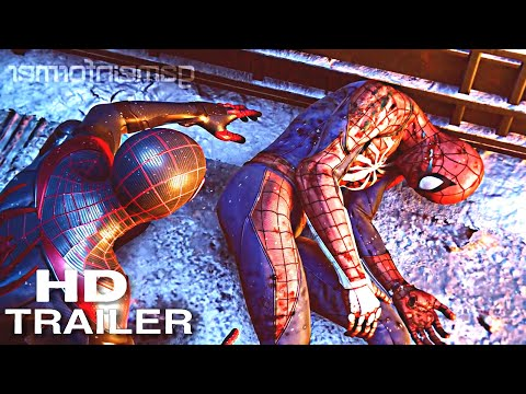 Spider-Man Miles Morales | Peter Parker beaten by Rhino | Confirms New Advanced Suit?