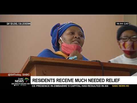 Much needed relief for displaced Duncan Village residents