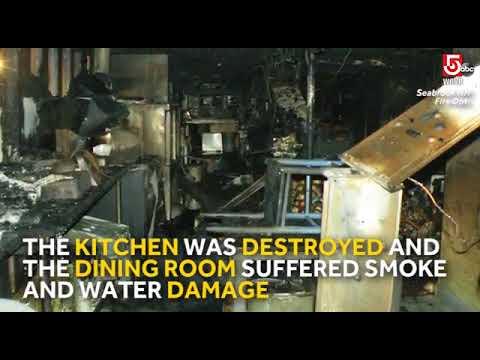 Fire Devastates Popular New England Seafood Restaurant