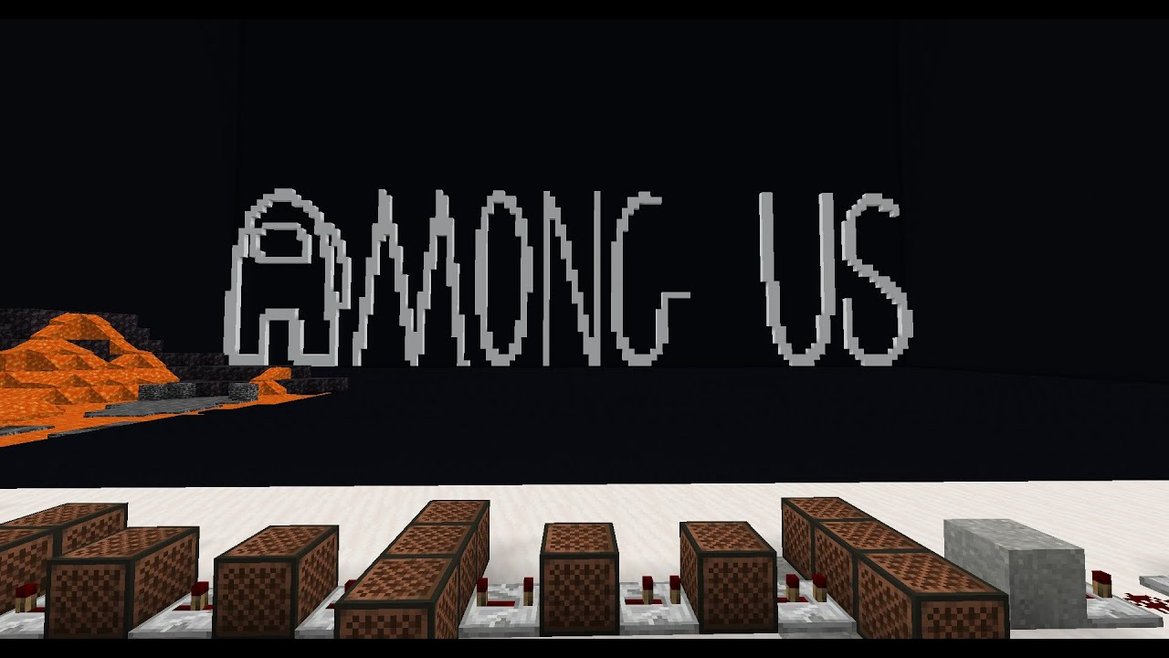 CG5 - Good To Be Alive (Among Us Song) [Minecraft Noteblocks]