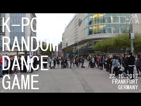 K-Pop Random Dance Game 2017 in Frankfurt, Germany (Day 2)