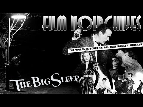 Film Noirchives: THE BIG SLEEP
