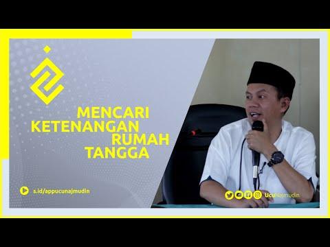 Ustadz Ucu Najmudin M.Pd | Kunci Ketenangan Hidup Rumahtangga