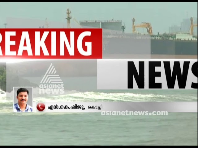 Munambam ship-boat collision; captain of the ship arrested