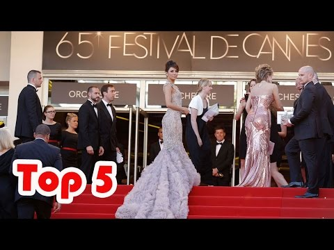 Top 5 Largest International Film Festivals