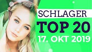 SCHLAGER CHARTS 2019 - Die TOP 20 vom 17. Oktober