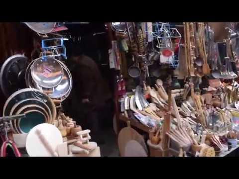 Tarihi Bakırcılar Çarşısı - Gaziantep