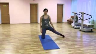 Урок 1. Бодифлекс для похудения