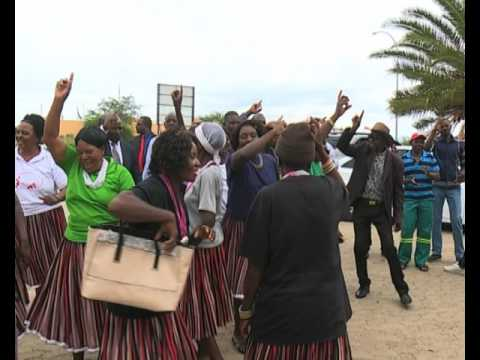 Ukwangali Traditional Council leaders urged to accept recognised Chief Eugen Siwombe Kudumo-NBC