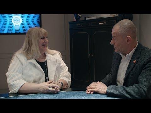 Baselworld 2018: Swatch Group Chairwoman Nayla Hayek Talks Industry News & Harry Winston Novelties