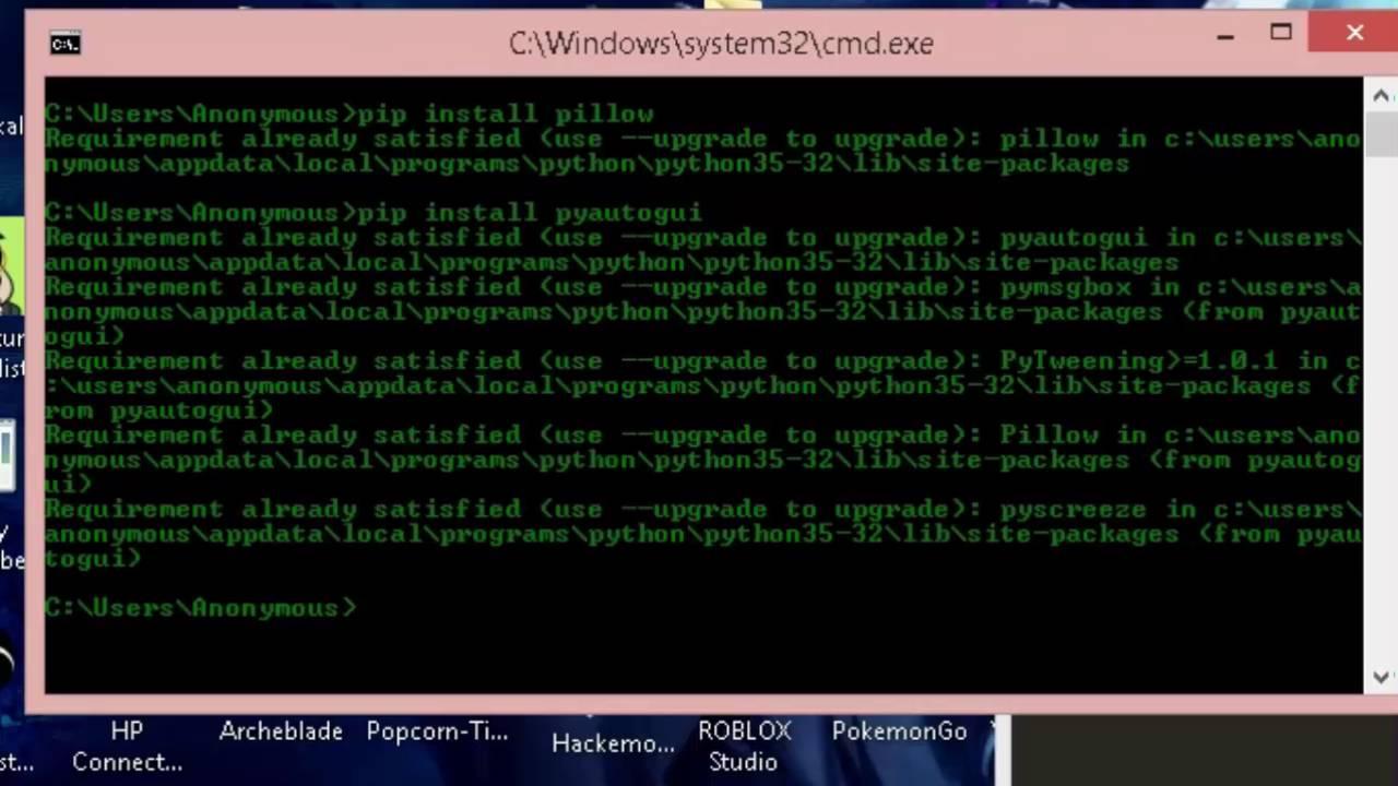 Fast chat spam bot using python