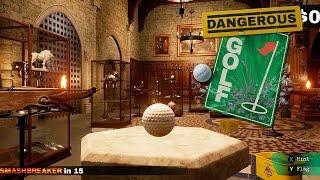 Dangerous Golf - Gameplay Trailer