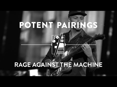 How To Sound Like Rage Against The Machine's Tom Morello on Guitar | Reverb Potent Pairings