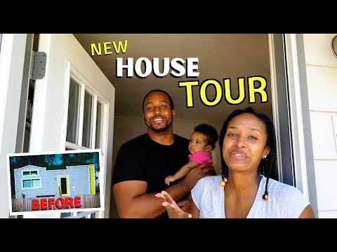 Our FINISHED House Tour! | DIY $10,000 home furnishing project