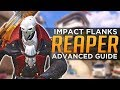 Overwatch: High Impact Reaper Flank Tactics - Advanced Guide
