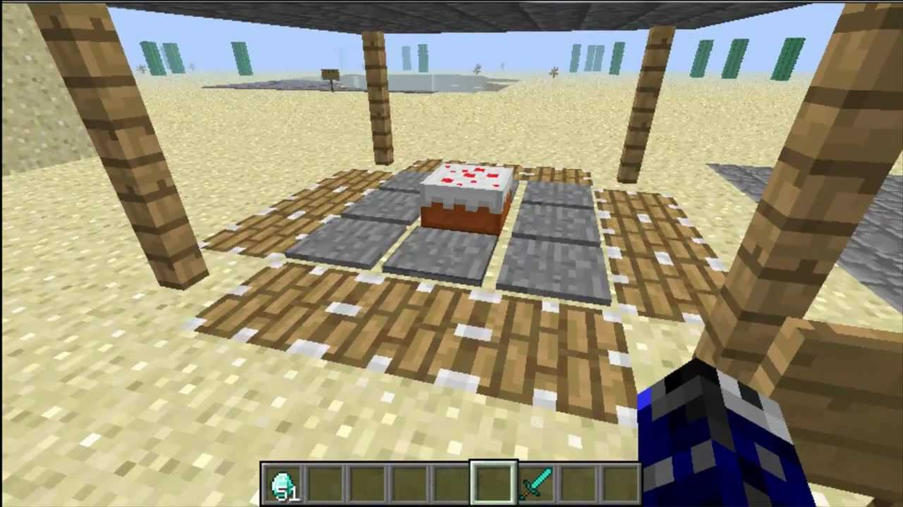 Minecraft Showcase-10 Best Dinky Traps  Torture  And Killing Machines