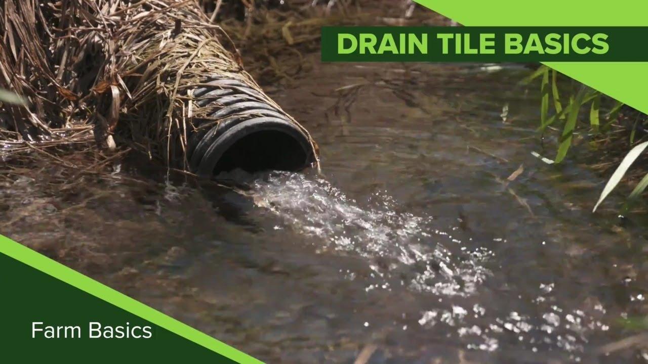farm basics 1114 drain tile basics air date 8 11 19