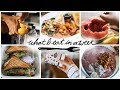 WHAT I EAT IN A WEEK #44 HEALTHY + DELICIOUS IDEAS