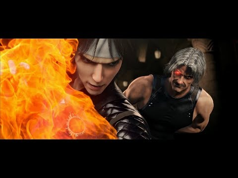 THE KING OF FIGHTERS: DESTINY – Episode 23