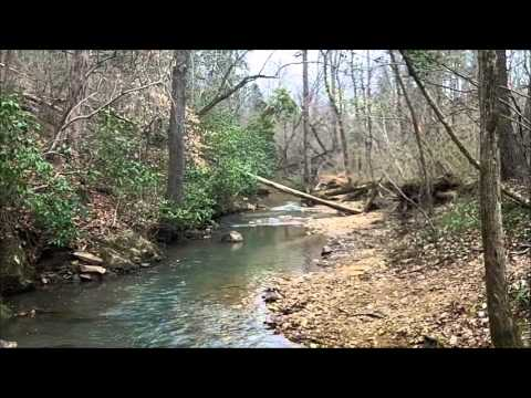 how to find gold in nc creeks
