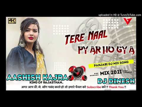 tere-naal-pyar-ho-gaya-remix zaheer-lohar -nisha-bhatt 3d-bass-mix new-latest-punjabi-song