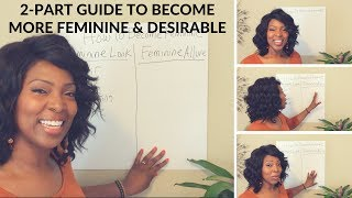REVEALED The Secret to Increase Your Femininity & Attractiveness