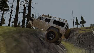 Hummer H1 - Offroad Outlaws Gameplay