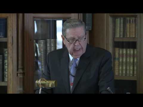 FULL ADDRESS  Elder Jeffrey R  Holland Addresses Religious Persecution Conference at Windsor Castle