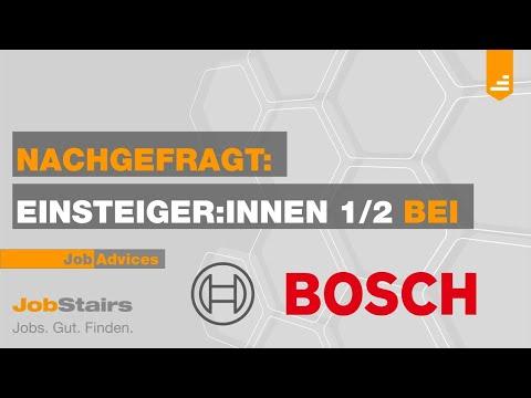 Nachgefragt bei... Robert Bosch GmbH (Teil 1)
