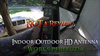 Indoor Outdoor HD Antenna Test? My Results!