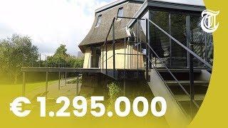 Kijkje in unieke villa in Bleiswijk - DUURSTE HUIZEN VAN NEDERLAND #07