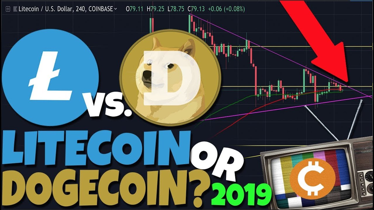 Litecoin vs. Dogecoin, Which Is The Better Coin In 2019  - Litecoin Halving IMPORTANT Update