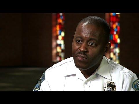 Ferguson's new police chief