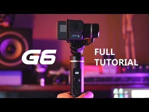 FULL TUTORIAL OF G6丨FeiyuTech Tutorial
