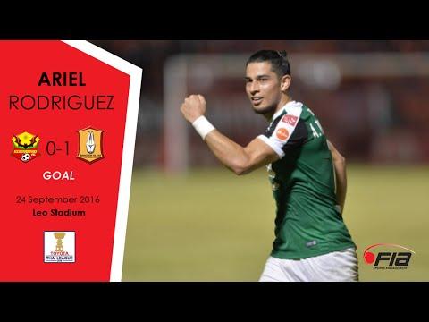 Ariel Rodriguez - Sukhothai FC 0-1 Bangkok Glass - Thai League 2016