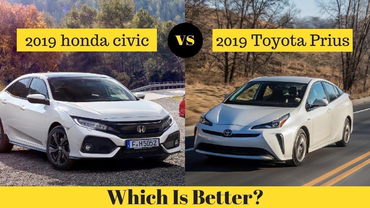 Hondacivic Toyota