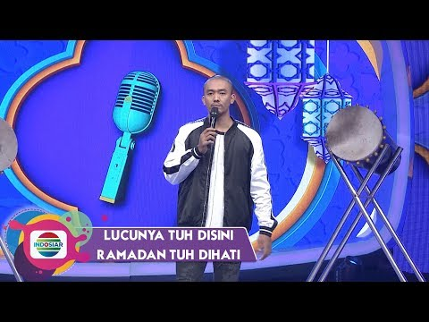 Uus Stand Up: Jokes Uus Pembodohan, Tapi Pada Demen | Lucunya Tuh Disini Ramadan Tuh Dihati